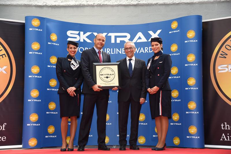 Best Regional Airline in Europe:Aegean Airlines