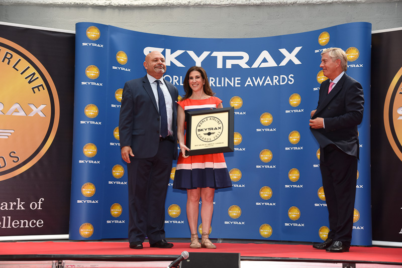 Best Airline in Central America / Caribbean:Copa Airlines
