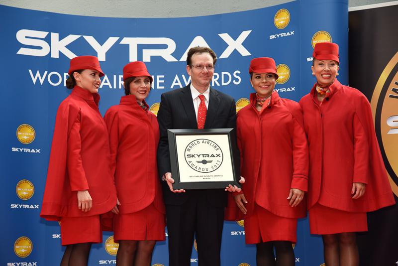 Best Airline in South America:Avianca