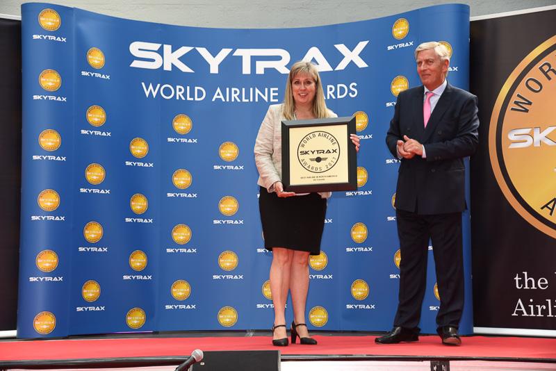 Best Airline in North America:Air Canada