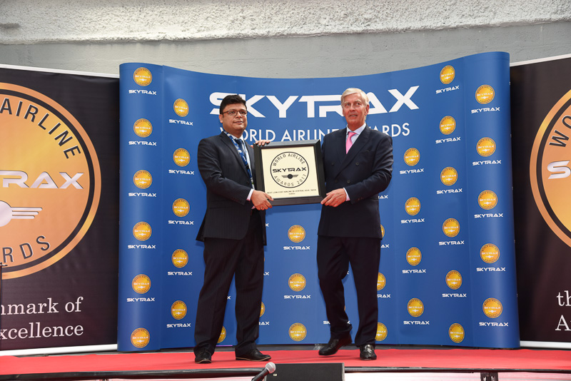 Best Low-Cost Airline in Central Asia / India:Indigo