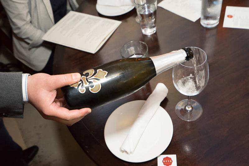 白のスパークリングワイン「Prosecco, Flor Veneto NV」