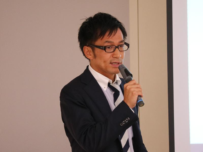 関東観光広域連携事業推進協議会 事務局長 後藤太郎氏