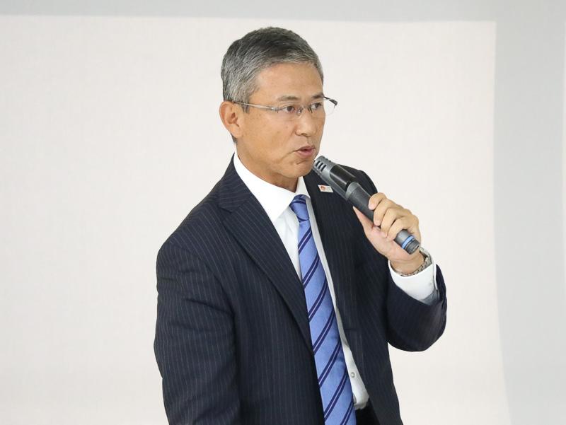 日本政府観光局 インバウンド戦略部 次長 広瀬正彦氏