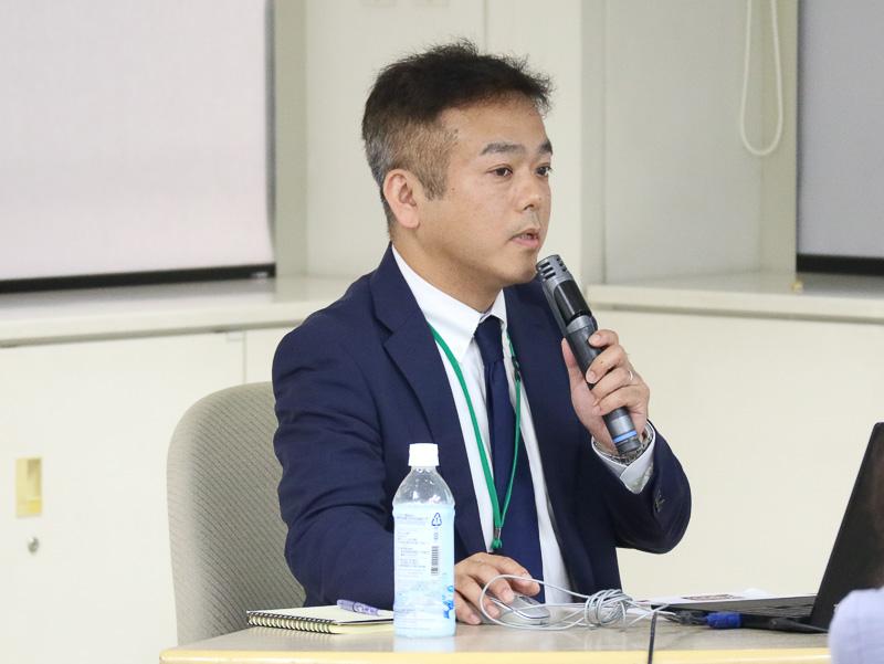株式会社サンリオ 企画営業本部 シニアマネージャー 朝山真一郎氏