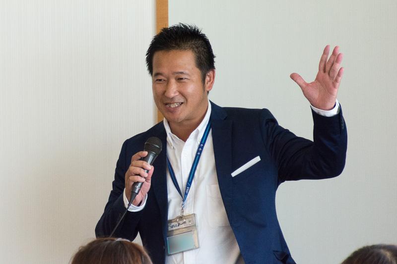 全日本空輸株式会社 CS&プロダクト・サービス室 商品戦略部 開発チーム マネージャー 西村健氏