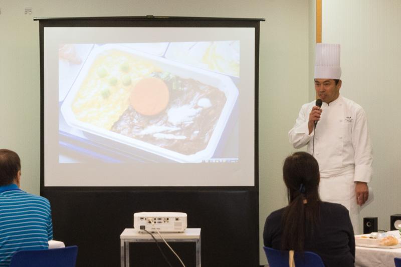 洋食の伊藤シェフ