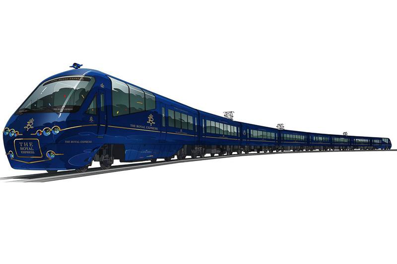 山田チカラ氏が同乗する「THE ROYAL EXPRESS」の旅を8月26日実施。13日まで申し込み受付中