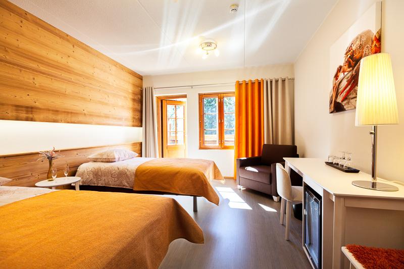メルタのプレミアムルーム。客室数もほどほどでアットホームな雰囲気(写真提供:ラプカルタノ)