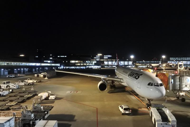 今回搭乗したエアバス A330-300型機