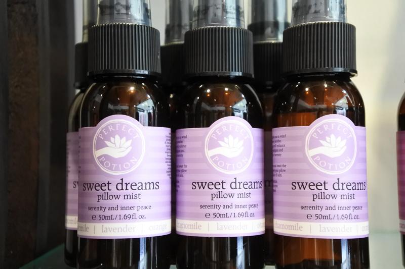 気持ちよく眠れると評判の「sweet dreams」シリーズ