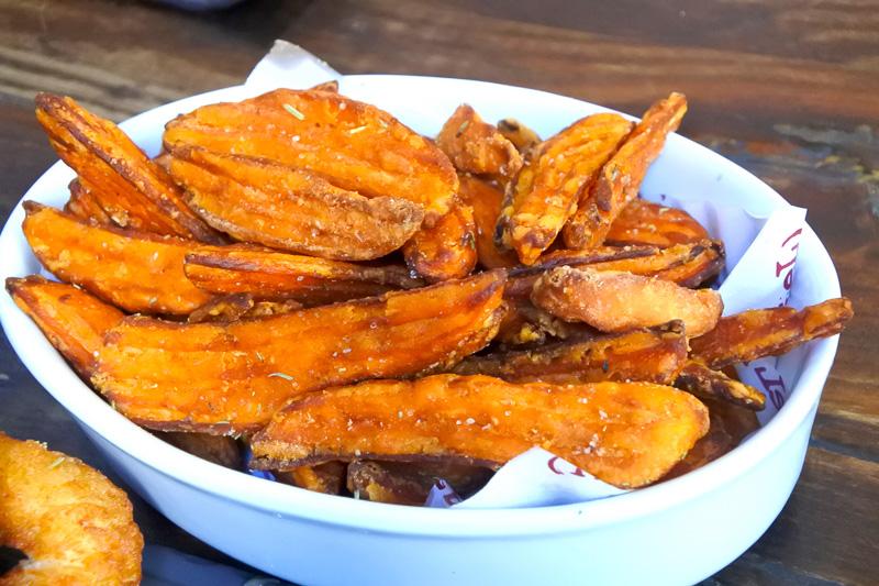 「Sweet Potato Wedges(M)」