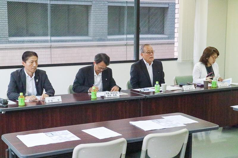 JATAは8月17日に東京・霞が関の本部において定例会見を開いた