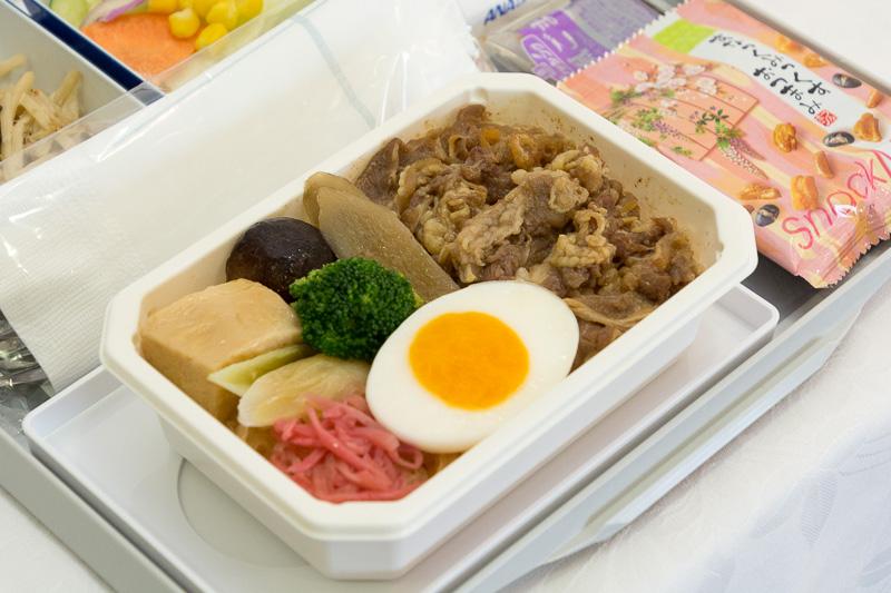 和食1位の「牛すきやき丼」