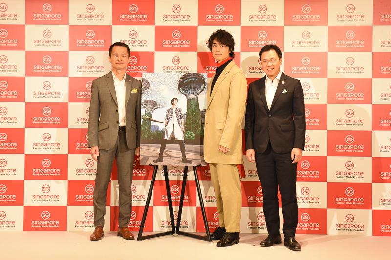 シンガポール政府観光局が観光大使と新ブランドスローガンを発表