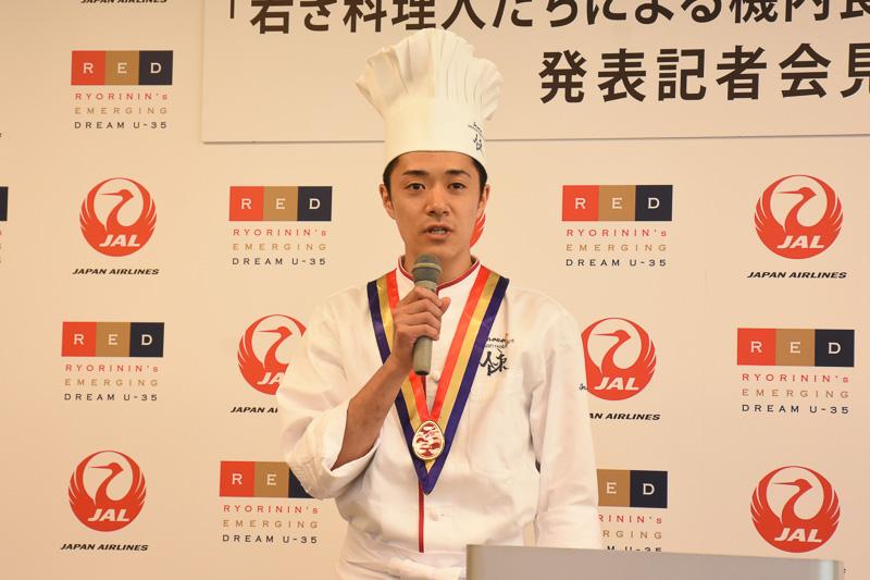 RED U-35 2016年度グランプリの井上和豊氏