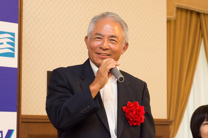 神戸空港ターミナル株式会社 代表取締役社長 松﨑昭氏