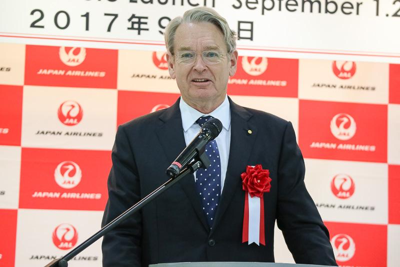 駐日 オーストラリア 特命全権大使 リチャード・コート氏