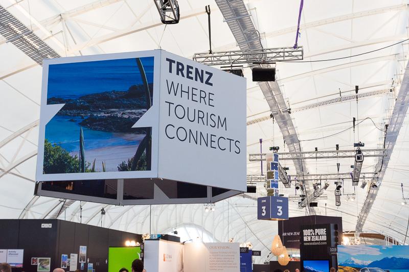 ニュージーランド最大のツーリズム商談会「TRENZ 2017」