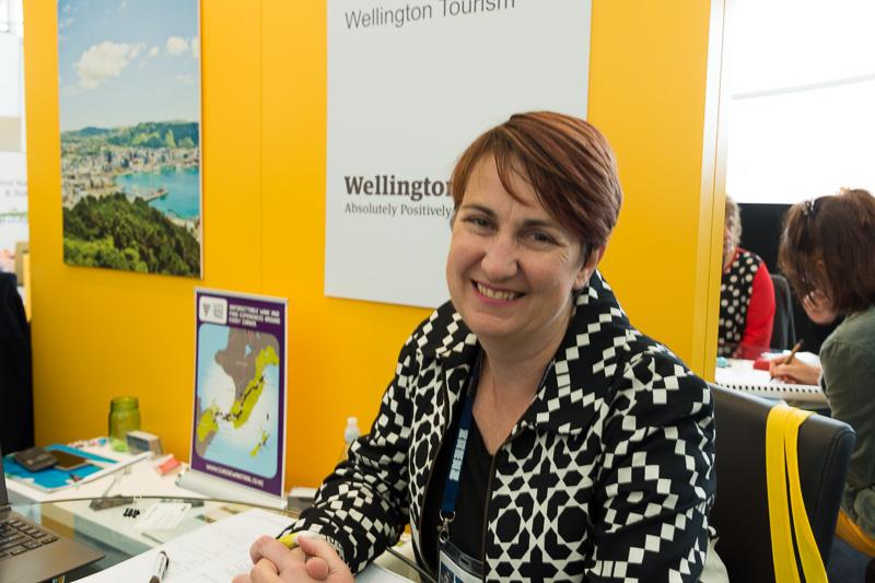 Wellington Regional Economic Development AgencyのJo Heaton氏