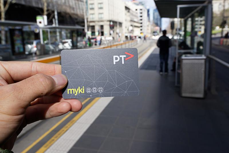 これがmykiカード