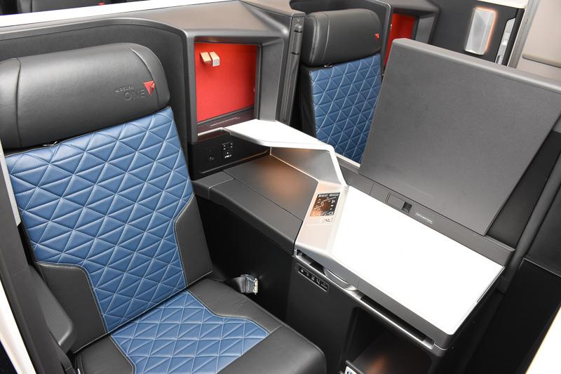 デルタ航空がA350-900型機の内部を公開