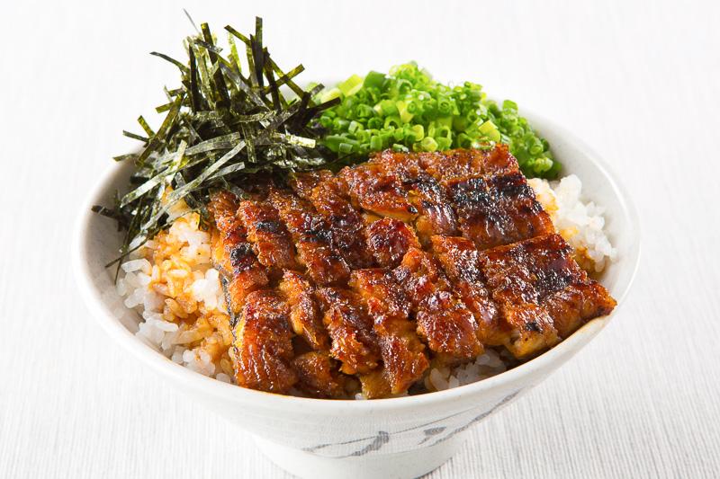 三河一色産鰻まぶし丼(愛知県・鰻ま屋)