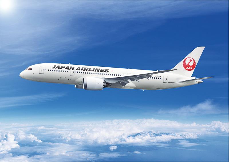 JALは2019年から国内線仕様のボーイング 787-8型機を導入する