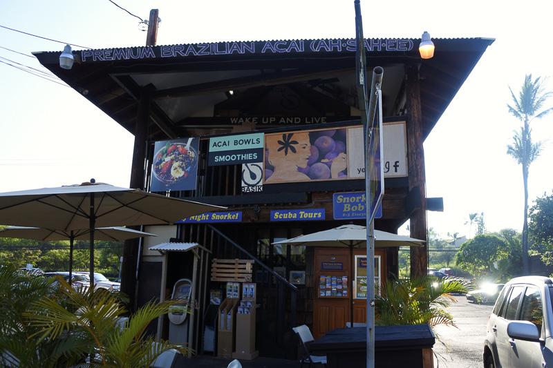朝食で訪れた「BASIK CAFE」は8時オープン