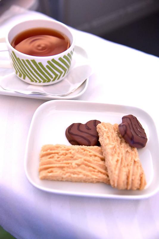 「ショートブレット または ゲイシャチョコのクッキー」