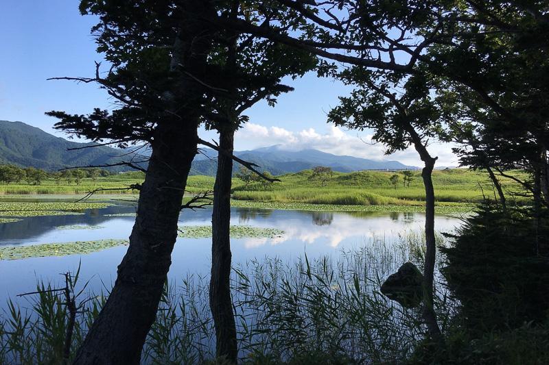 6位:知床五湖(北海道斜里町)