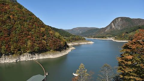 秋の「鳴子峡」とその周辺(宮城県)