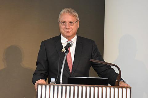 ATR、CEO クリスチャン・シェーラー氏が来日会見で競合への優位性を強調 ATR CEO Christian Scherer(クリスチャン・シェーラー)氏