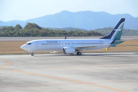 シルクエアー、新機材ボーイング 737 MAX 8で広島~シンガポール線を初就航 シルクエアーは10月30日、広島~シンガポール線に就航した