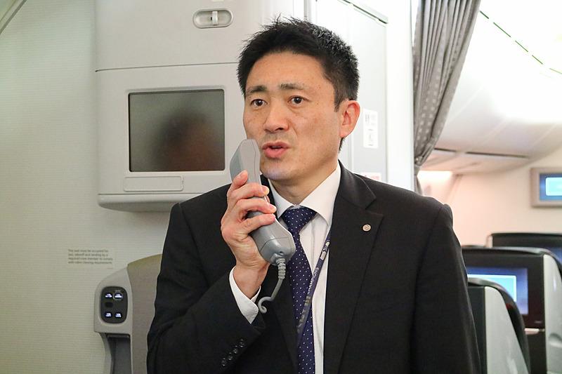 株式会社JALエンジニアリング 技術部 システム技術室 機体技術グループ グループ長 盛崎秀明氏