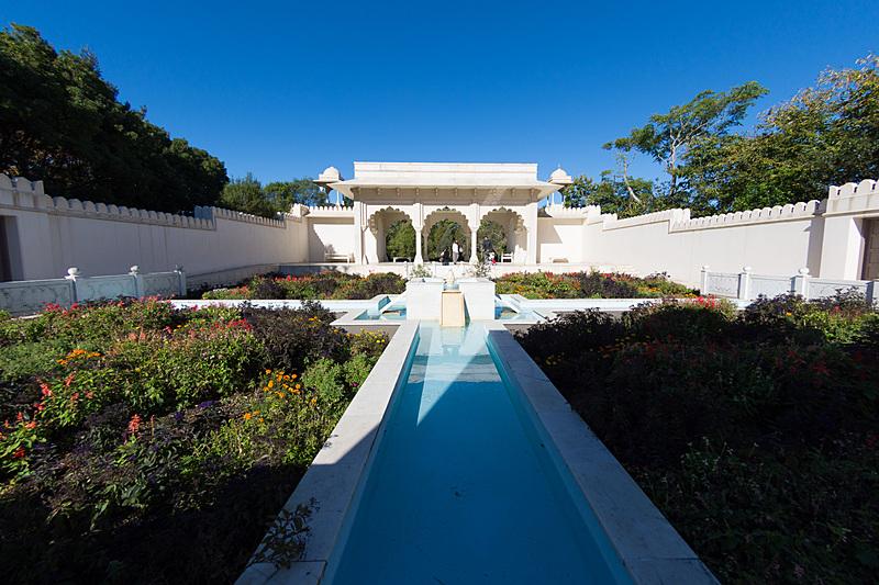 16~17世紀のムガール帝国時代の庭園をテーマにしたインド庭園
