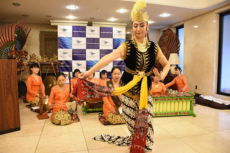 ガルーダ・インドネシア航空が同社の最新状況を知らせる会見を実施した