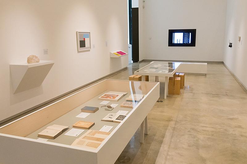 ゴベット・ブリュースター・アート・ギャラリー/レン・ライ・センターの館内の様子