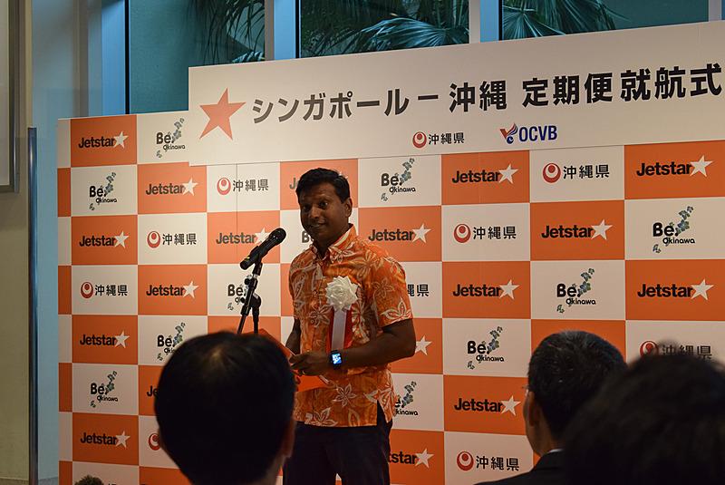 ジェットスター・アジア航空 CEO バラタン・パスパティ氏