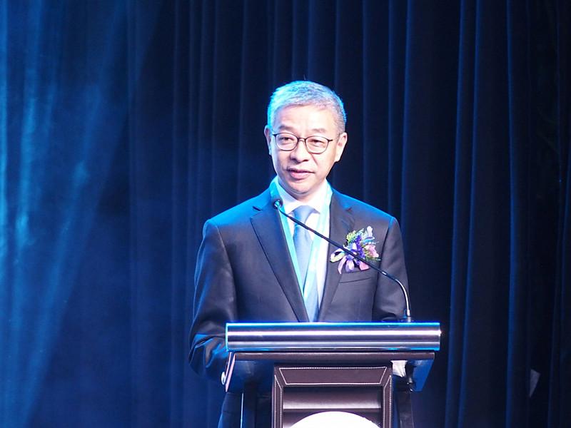ゲンティンクルーズライン社長のKent Zhu氏