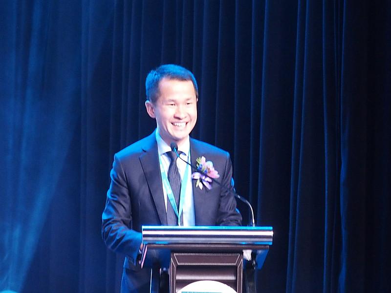 シンガポール政府観光局 チーフエグゼクティブのLionel Yeo氏