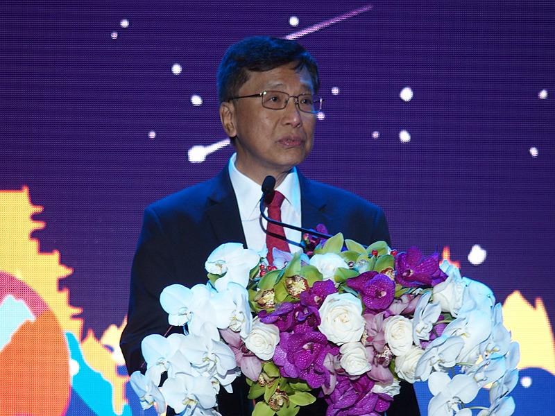 ゲンティン香港 CEOのTan Sri Lim Kok Thay氏