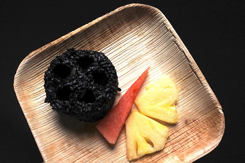 「Honeycomb coal Fried Rice」