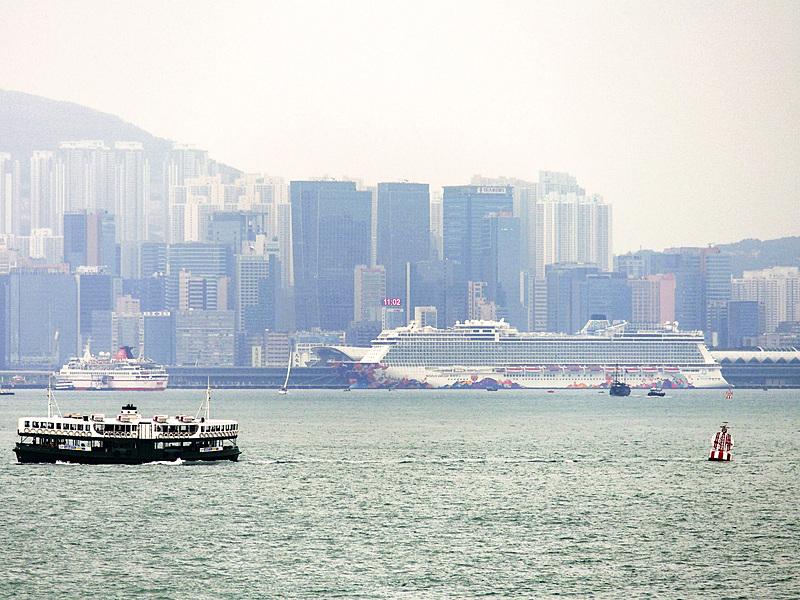 香港発着クルーズに就航したワールド ドリームの視察航海。姉妹船のゲンティン ドリームとは違う楽しみを発見した