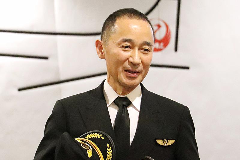 日本航空株式会社 運航乗員部 機長 靍谷忠久氏