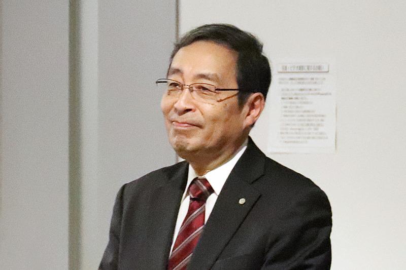 日本航空株式会社 総務本部 広報部担当部長(兼)安全推進本部付 阿部和利氏