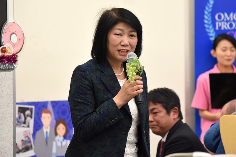執行役員 ANAテレマート株式会社 社長の梶田恵美子氏