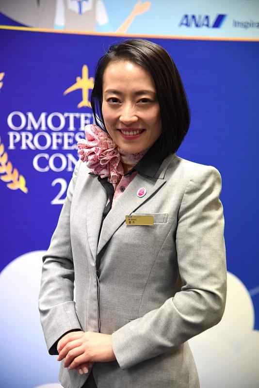 乗務第6課 真木美希氏(2014年度入社)