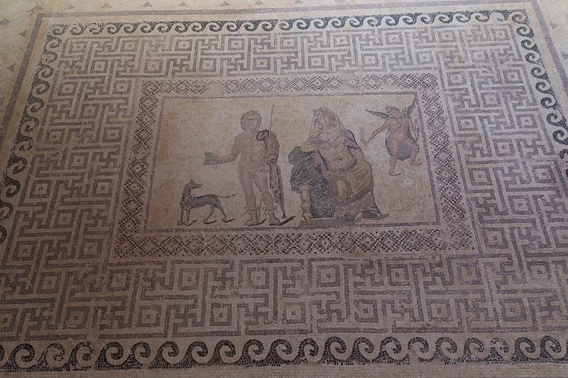 パイドラとヒッポリトスを描く
