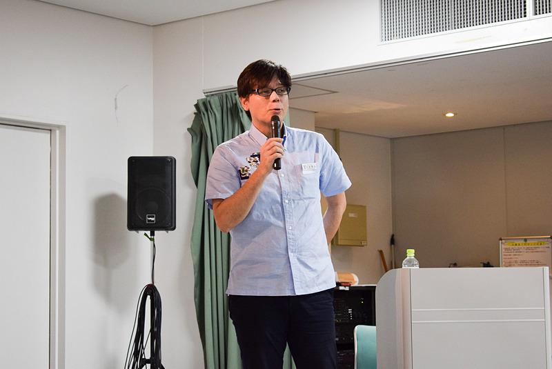 沖縄観光コンベンションビューロー 誘客事業部 部長 目島憲弘氏